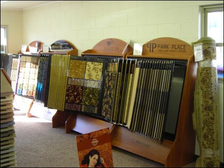 Pigeon Forge flooring store