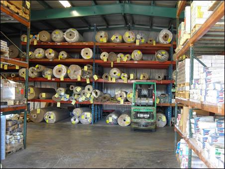 Pigeon Forge flooring in stock