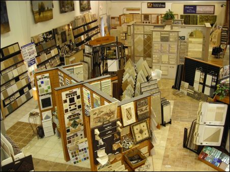 Knoxville tile and stone flooring