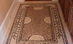 Entry room tile