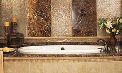 Bathroom tile and stone