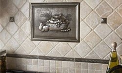Kitchen tile and backsplash